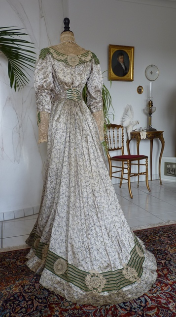 1900-1910 on Pinterest | Afternoon Dresses, Day Dresses ...
