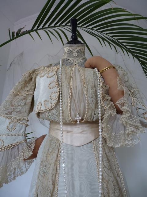Kleider mode um 1900